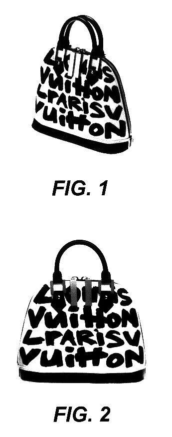 Brevetto USD453070 - Handbag - Google Brevetti Louis Vuitton