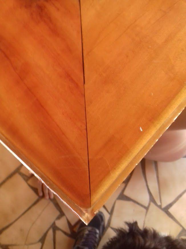 Mesa resinada madeira de demolição batentes de  Peroba Rosa (arredondamento dos cantos ) #medeiradedemolição #perobarosa #resinaepoxi #mesaresinada