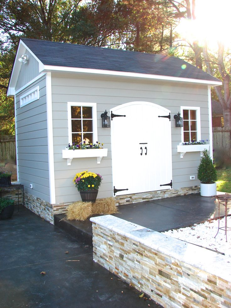 spacious telluride garden shed with a barn door for more access - Garden Sheds Madison Wi