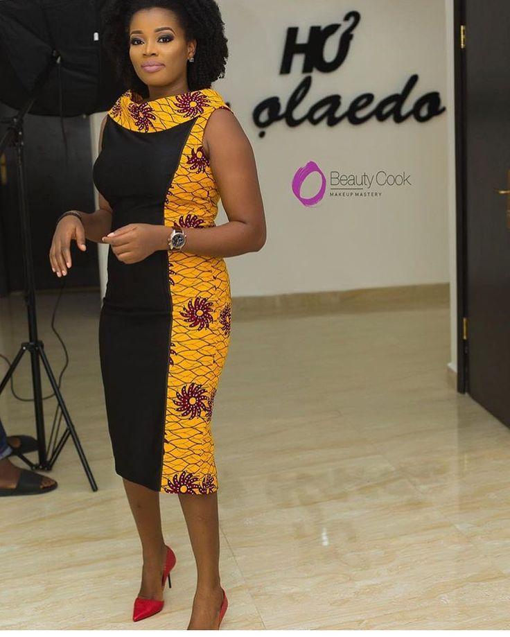 Fab Ankara Chic!✨ @beautycookstudio #AsoEbiBella Sign up & share your fabulous styles! Join www.asoebibella.com today!