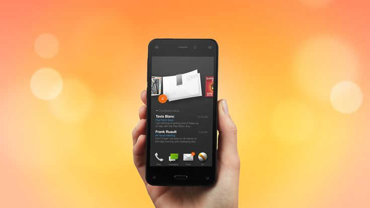 Amazon Fire Phone: flaming mess or hot stuff?