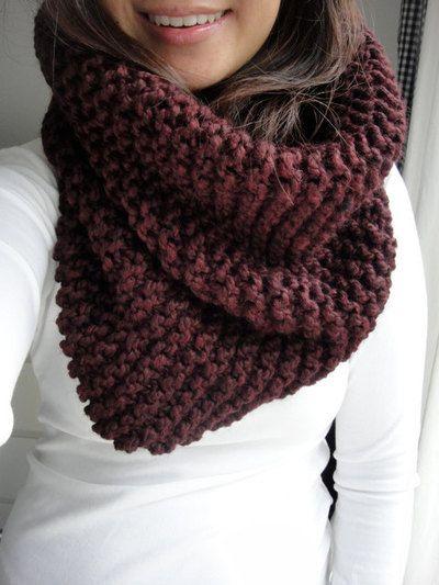 omg chunky scarf.....LOVE!!!                                                                                                                                                                                 More
