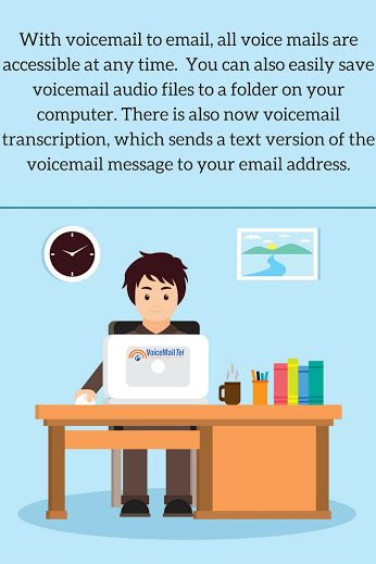 Take a look at our #Feature   of the week! #VoicemailToEmail   #VoIP    Interested?