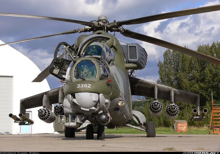 Islamabad4u: Russia is agreed for Mi-35 combat helicopters to P...