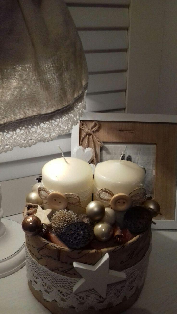 Vianocna ikebana