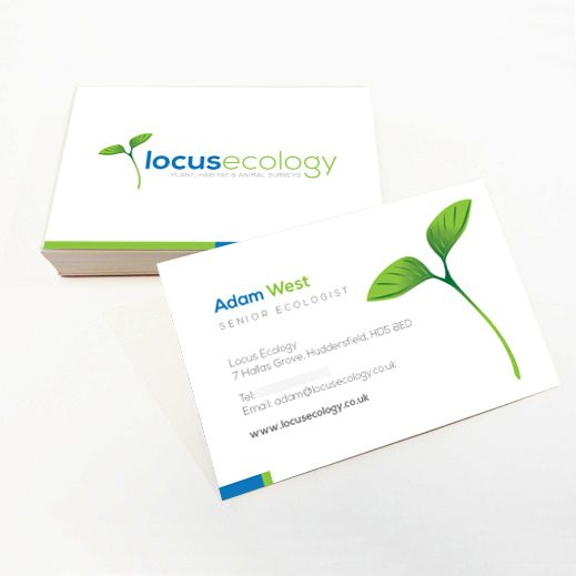 Locus Ecology Business Cards