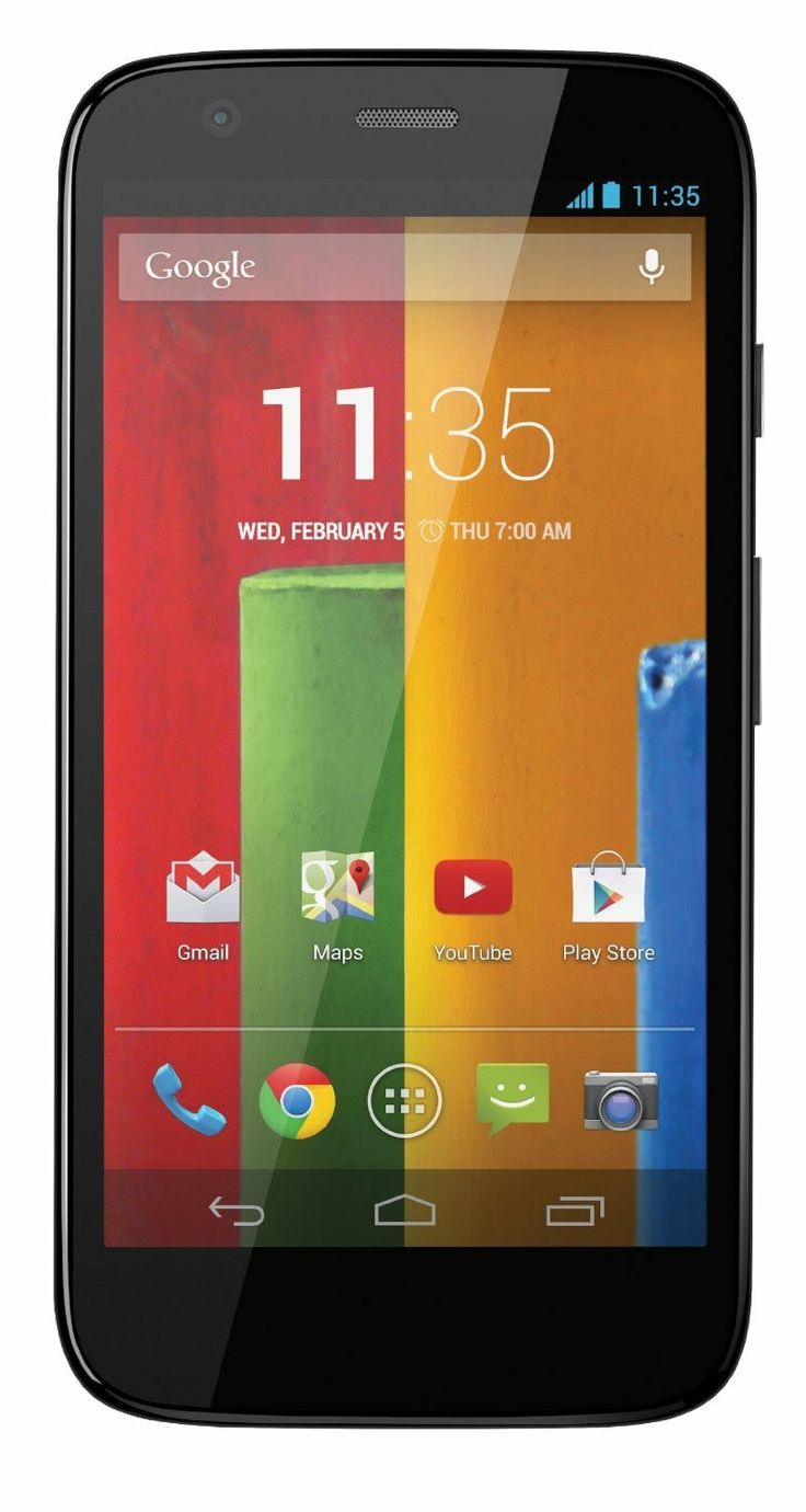 Moto G - Verizon Prepaid Phone (Verizon Prepaid Only) Reviews