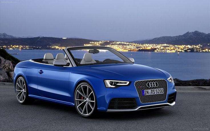 audi rs5 convertible | Home > Audi > Audi RS5 Cabriolet 2014