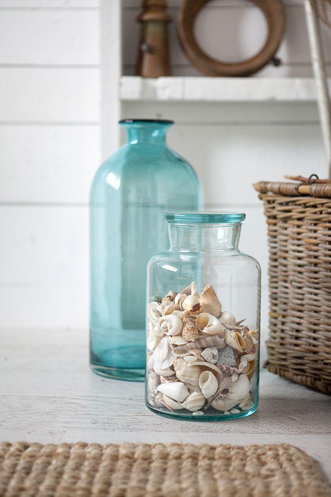 Tara Dennis - Watermark collection - Glass jars