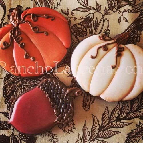 Fall Pumpkins | Cookie Connection