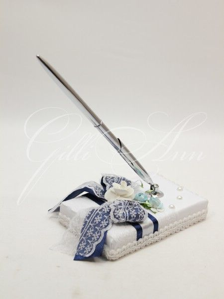 Свадебная ручка с подставкой Gilliann Rustik Velvet PEN020, http://www.wedstyle.su/katalog/anniversaries/wedding-pen, wedding pen