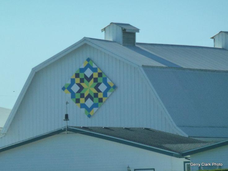 540 best barn quilts images on Pinterest | Barn quilt patterns ... : tillamook quilt trail - Adamdwight.com
