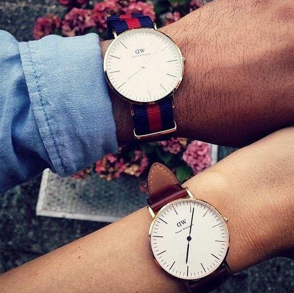 Share The Love With A Set Of Matching Daniel Wellington Watches Available @ Campbell Jewellers Donnybrook Dublin 4 Ireland & Citywest Dublin 24 or online here with free shipping   Contact Campbell Jewellers on +353 1 2600060 or email ronan@campbelljewellers.com  http://campbelljewellers.com/watch-brands/daniel-wellington-watches.html