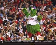 The Phanatic - The Best Mascot in Baseball
