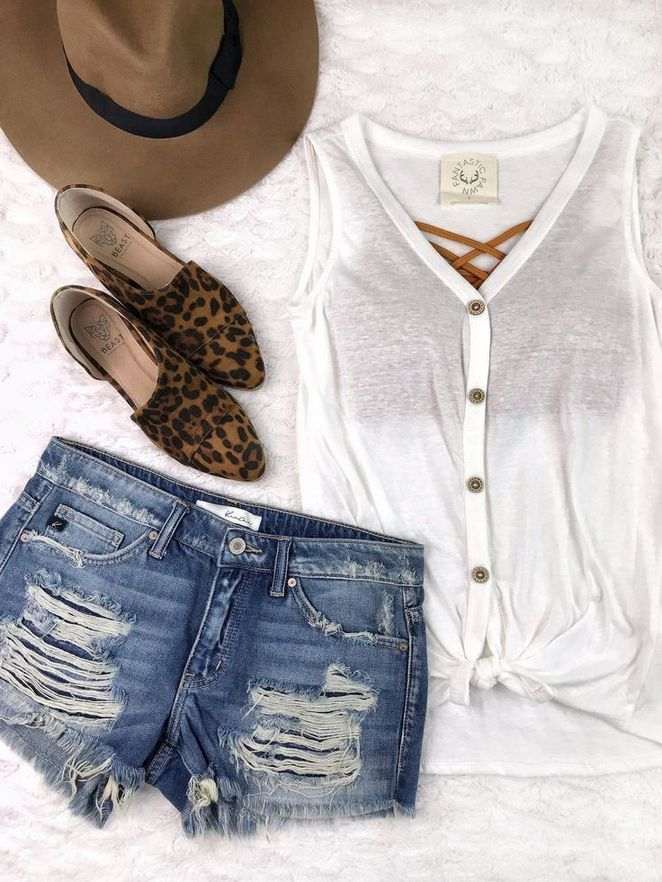 29+ Casual Summer Outfits for Teen Girls Summertime Simple – Overview – apikhome…