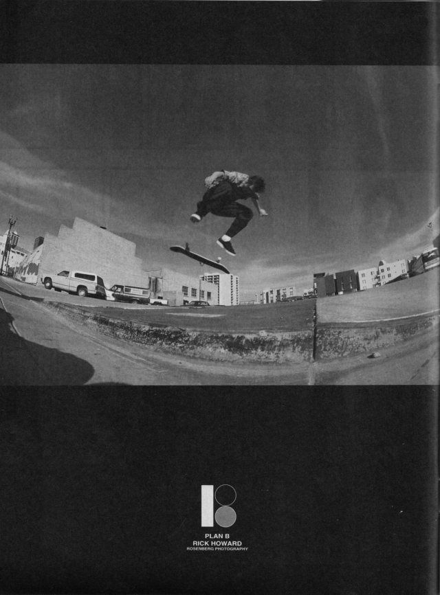 Rick Howard and Plan B | This video and this guy had a huge influence on me | #RickHoward #Skateboarding