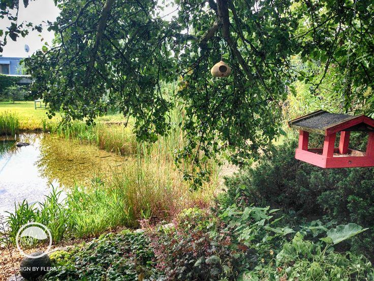 #landscape #architecture #garden #natural #water #feature #bio #pond #feeder