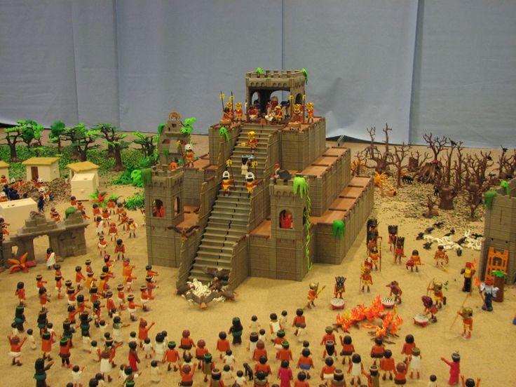 Playmobil Aztecs