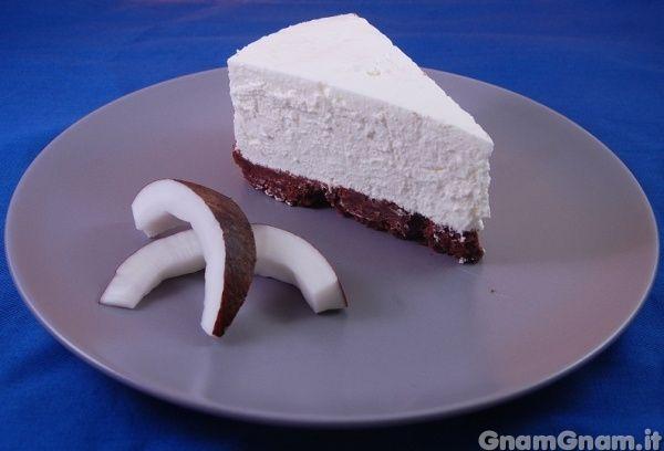 • Torta fredda allo yogurt - Le ricette di GnamGnam - Ricette con foto passo passo