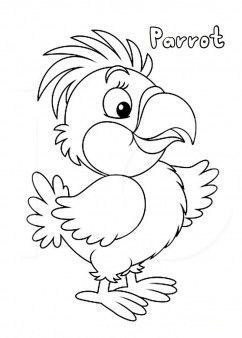 Bird Coloring Pages: These bird coloring sheets are ideal for toddlers, preschoolers and school goers. Check out 20 cute bird coloring pages printable for your kids here