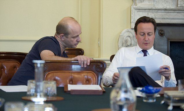 Why we MUST quit the EU, by David Cameron's guru Steve Hilton #DailyMail