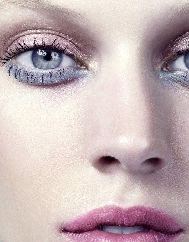 Juliana Schurig by David Slijper for Vogue Japan October 2014