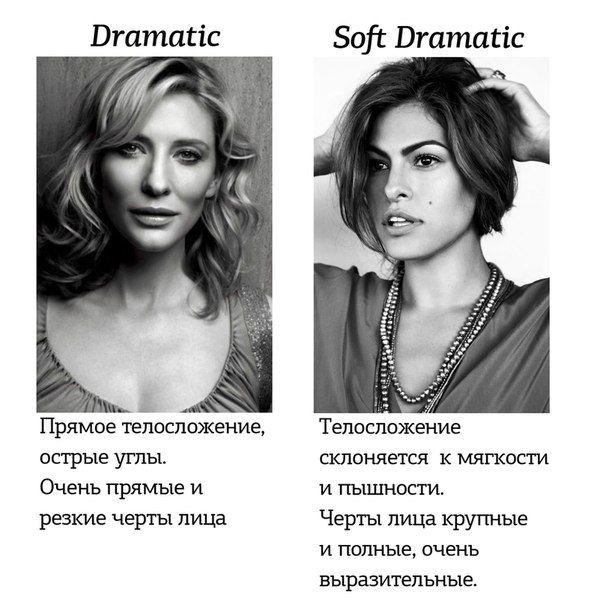 Dramatic and Soft Dramatic