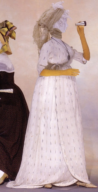 1795-1800 gown from the KCI collection