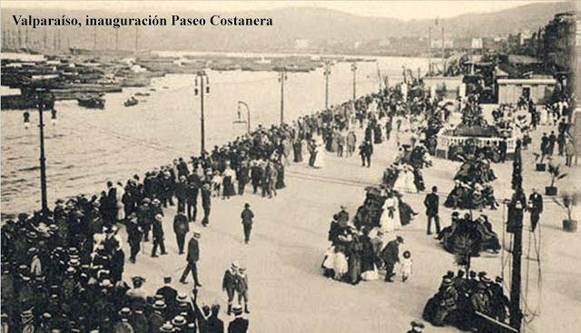 Inauguración Paseo Costanera