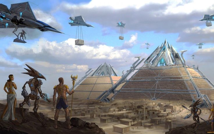▶ Ősi Idegenek: Idegenek és Ókori mérnökök [HUN]