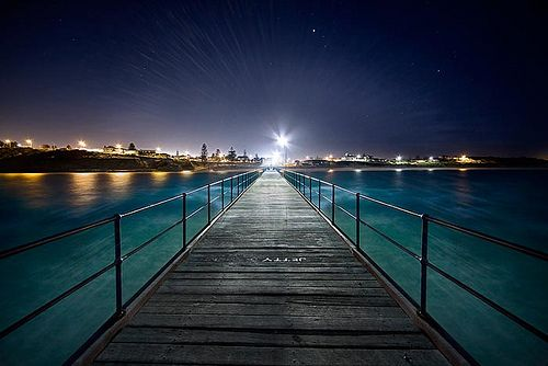 Port Noarlunga Jetty -lived within walking distance for 8 years - tons of great diving and snorkelling!