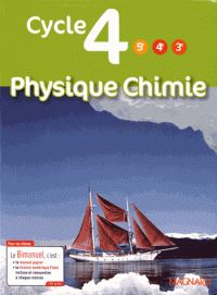 Dominique Meneret - Physique Chimie Cycle 4 (5e/4e/3e). https://hip.univ-orleans.fr/ipac20/ipac.jsp?session=14970B4CP0084.1999&profile=scd&source=~!la_source&view=subscriptionsummary&uri=full=3100001~!617834~!1&ri=7&aspect=subtab48&menu=search&ipp=25&spp=20&staffonly=&term=physique+chimie+cycle+4&index=.GK&uindex=&aspect=subtab48&menu=search&ri=7