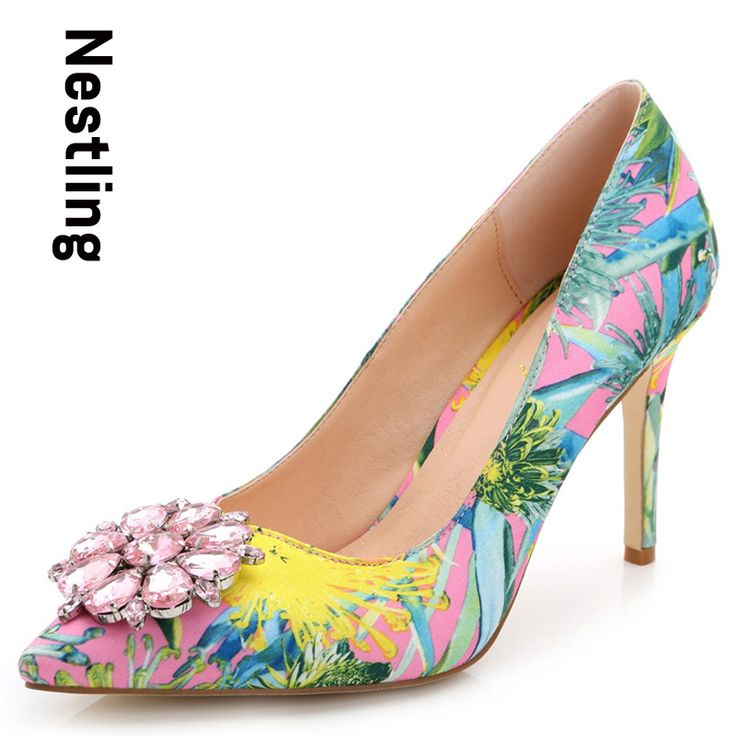 >>>BestSize 34-43 New 2016 Spring Silk Party Shoes Woman Sexy Thin High Heels Pointed Toe Women Pumps Floral Rhinestone OL Shoes D35Size 34-43 New 2016 Spring Silk Party Shoes Woman Sexy Thin High Heels Pointed Toe Women Pumps Floral Rhinestone OL Shoes D35best recommended for you.Shop the Lowest Pr...Cleck Hot Deals >>> http://id704823956.cloudns.ditchyourip.com/32658279840.html images