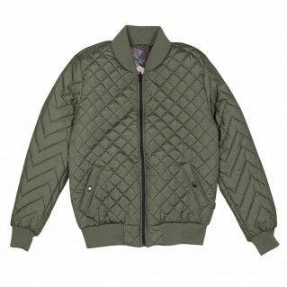 Bomber Jacket Khaki