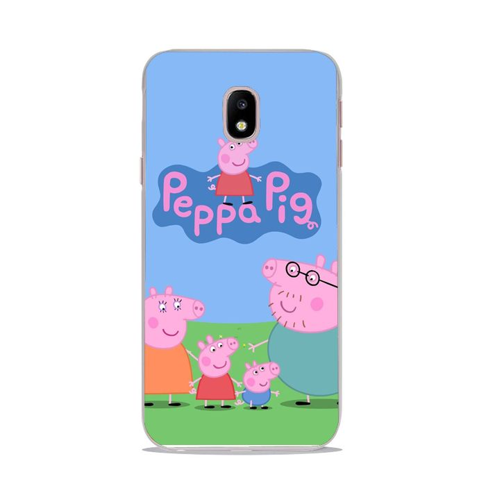 Peppa Pig TV Show Samsung Galaxy J5 Prime Case | Republicase