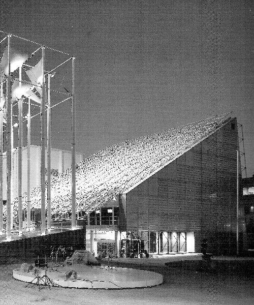 Venezuelan Pavilion at Expo 1992 in Seville wacław zalewski - Szukaj w Google