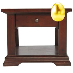 Arabella Lamp Table. #CoricraftEggHunt