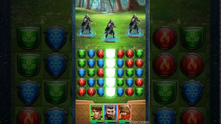 Empires & Puzzles Android Tablet Gameplay Walkthrough