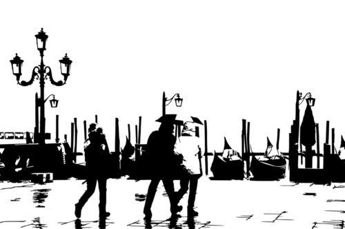 Şehir Siluetleri, Png Siluet Resimleri, Yeni Siluetler