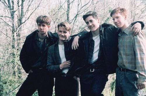 October Sky...where my love for Jake started.