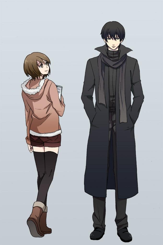 Naru and Mai (Ghost Hunt)