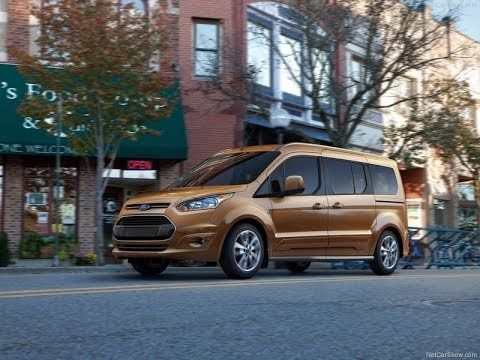 Ford Transit Connect Wagon (2014) Visit http://www.holmestuttle.com/