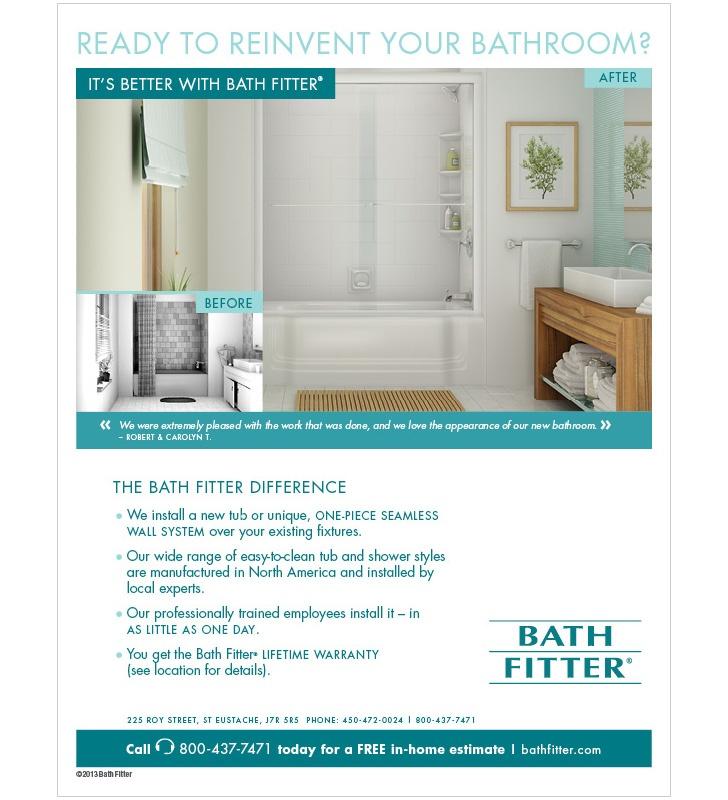 Bath Fitter  Bathroom Remodeling Acrylic Bathtubs and