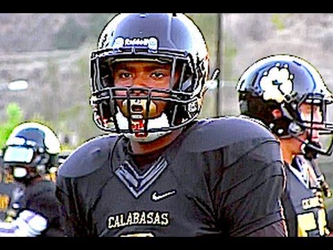 Keyshawn Johnson Jr. : Calabasas High (CA) Junior - IBOtube