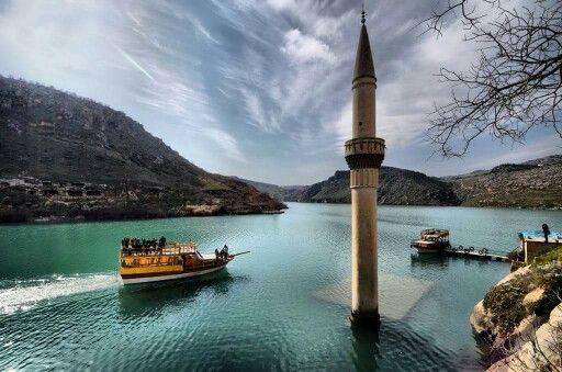 Halfeti - Şanlıurfa / Turkey