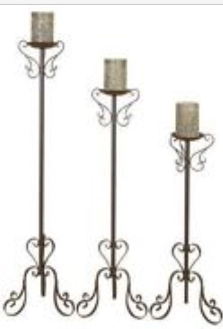 8 best tall floor pillar candle holders stands images on pinterest