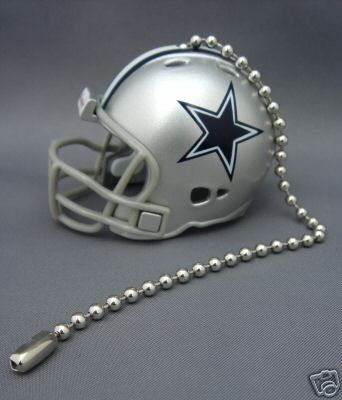 Light And Fan Pulls | LIGHT/FAN PULL & CHAIN DALLAS COWBOYS NFL FOOTBALL for sale