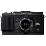 Olympus E-P3 Micro Four Thirds Digital PEN Camera with M. Zuiko Digital 14-42mm Lens
