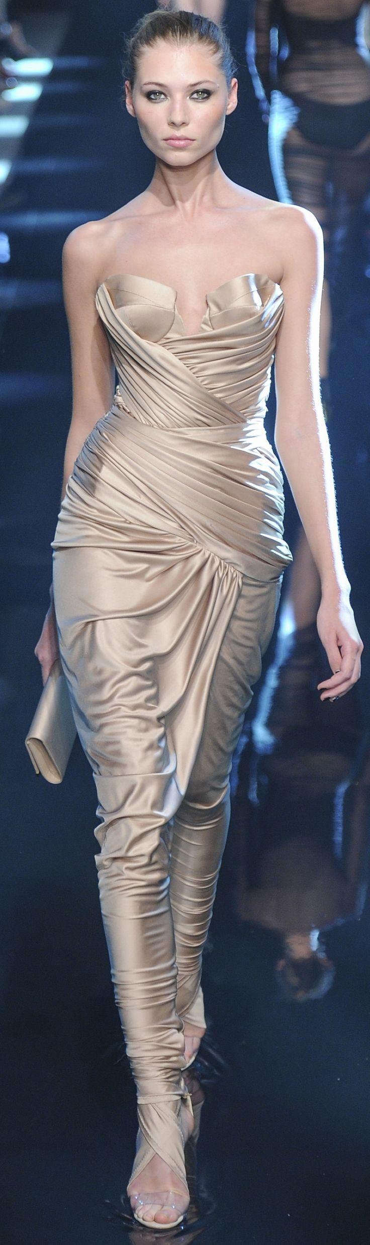 Alexandre Vauthier Haute Couture Autumn Winter 2013