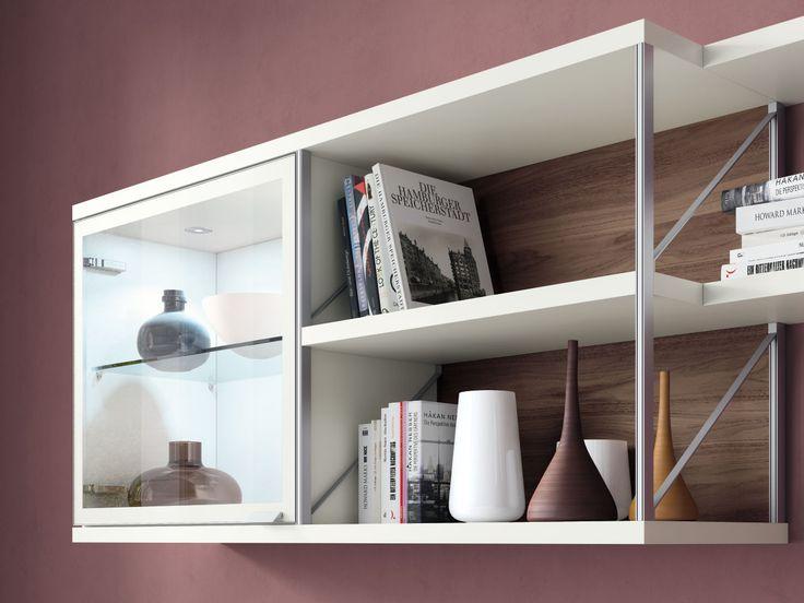 11 besten Vitrinen\/ glass cabinets Bilder auf Pinterest Vitrinen - h lsta m bel wohnzimmer